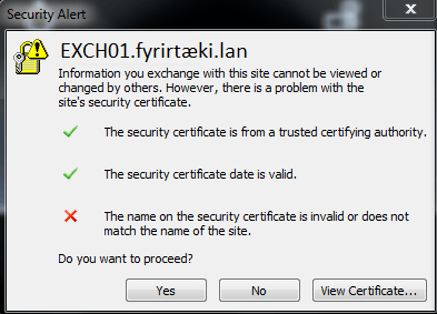 outlook-cert-trust-warn-lan